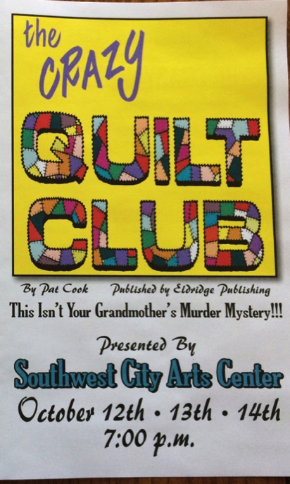 The Crazy Quilt Club